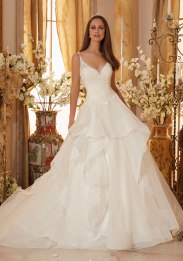 MORI LEE 5465 - SIZE 14 - WAS £1275 - NOW £475