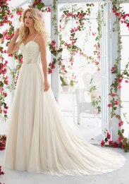 MORI LEE 6818 - SIZE 12 - WAS £975 - NOW £380