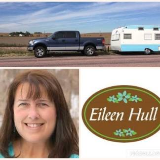Eileen Hull - Paper Trail Tour UK - Warwickshire - Tuesday 17th September 2019