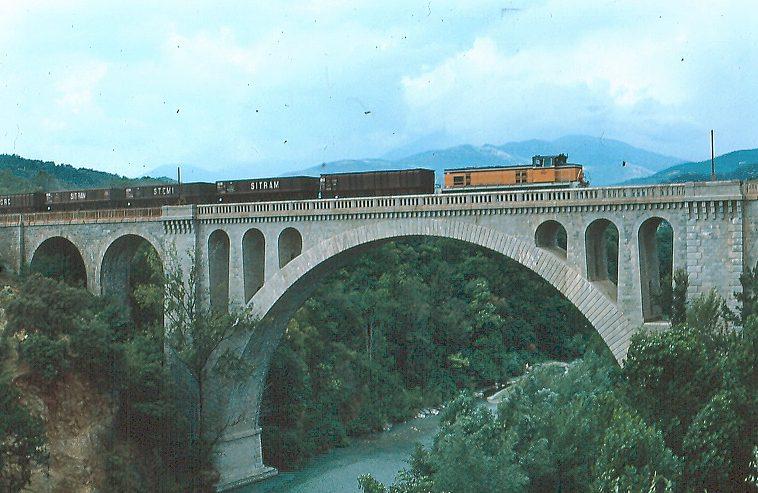 voie train céret 1986
