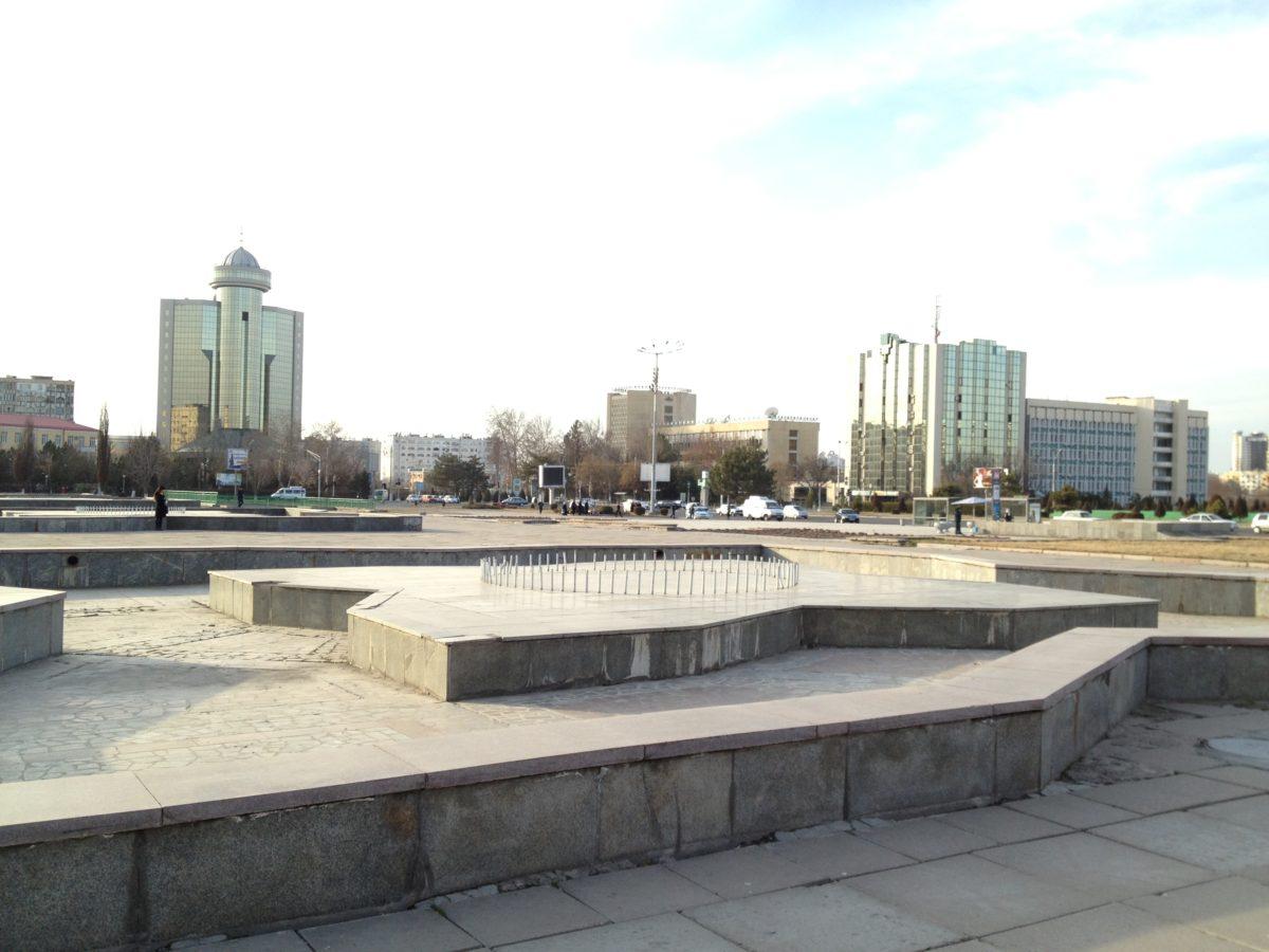 Un jour, je suis partie vivre à Tachkent, en Ouzbékistan, pour quelques mois