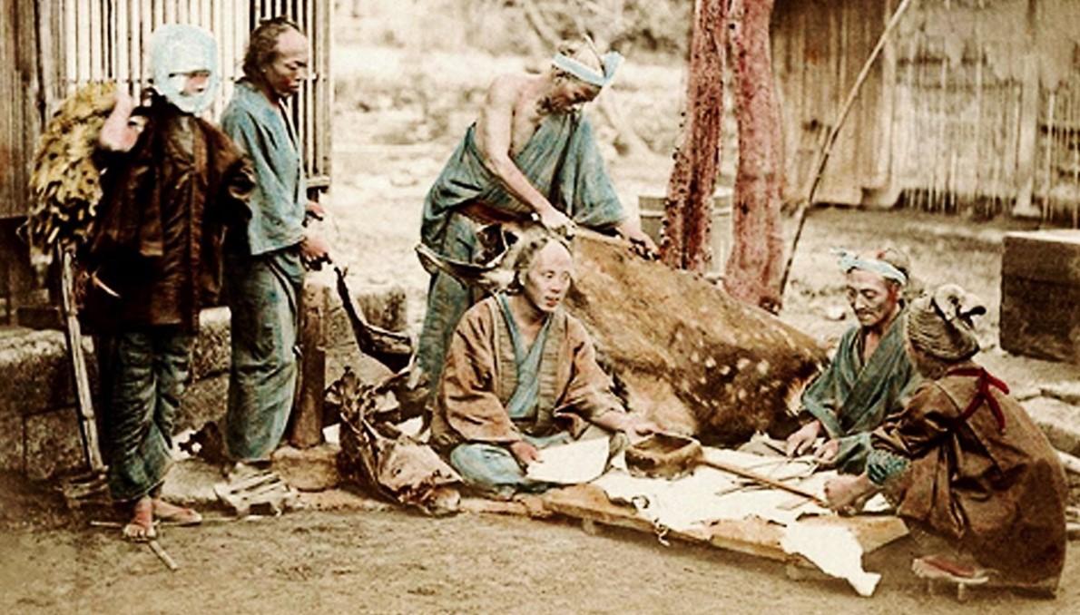 Société japonaise: la discrimination des burakumin