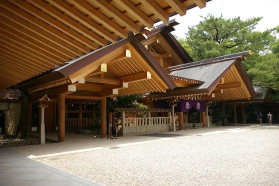 Sanctuaire Atsuta à Nagoya