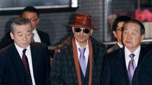 JAPAN-CRIME-GANG-YAKUZA