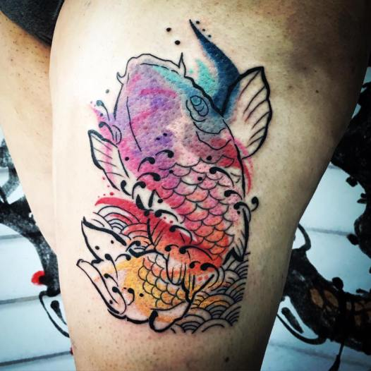 © source: Hachi Tattoo Artist Facebook Page