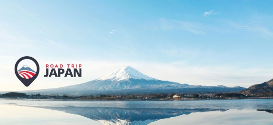 Road Trip Japan