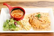 """オムライスLABO - Cuisine japonaise, spécialité """"omelette"""""""