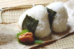 Nourriture japonaise - onigiri
