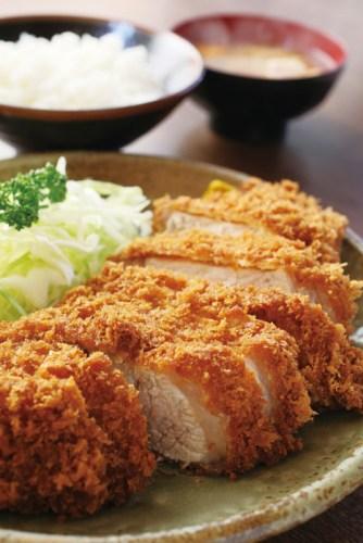 Nourriture Japonaise - Tonkatsu