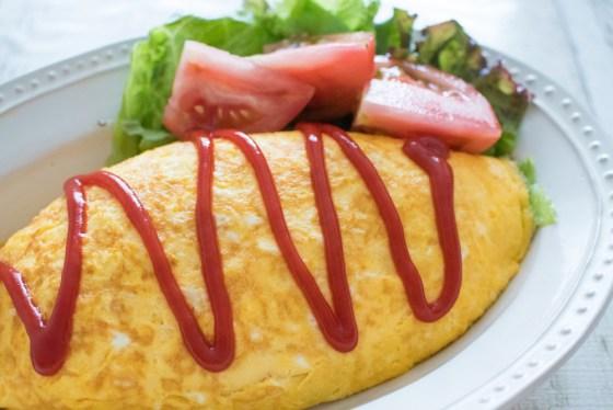 Recette omurice : l'omelette japonaise
