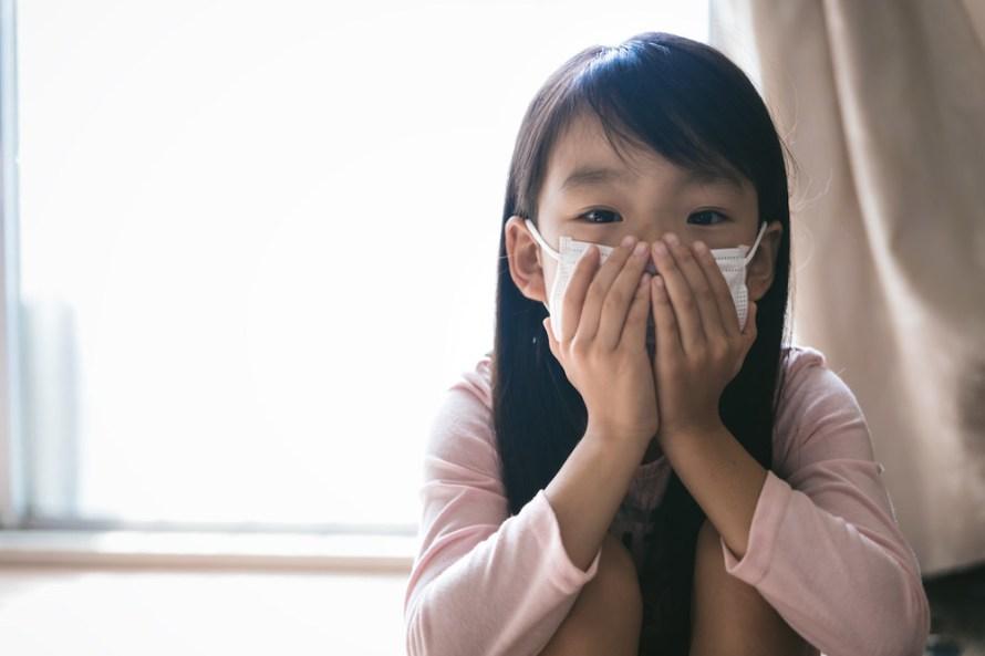 masque sanitaire au Japon