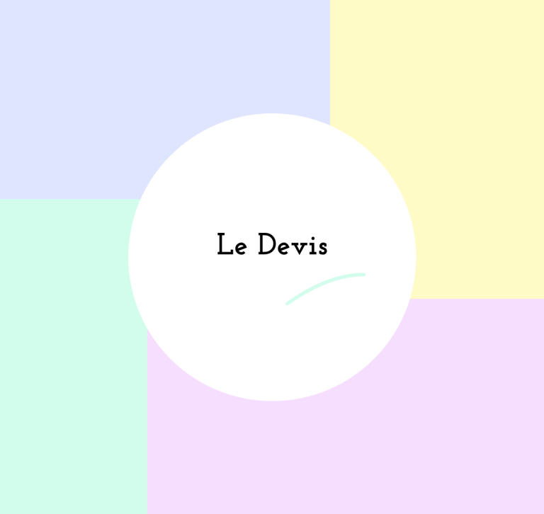 Devis comment faire Article Blog Amélie Rimbaud Graphic Designer Interface Direction artistique Nice Alpes-Maritimes