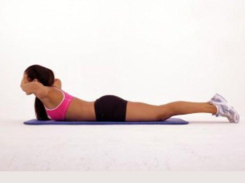 Exercise-back