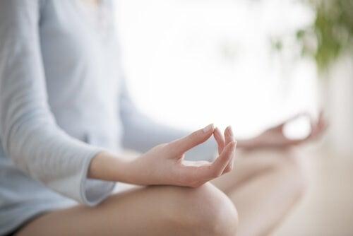 Brève méditation pour faire partir les tensions