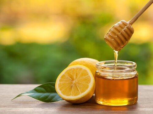 Bonbons-miel-citron