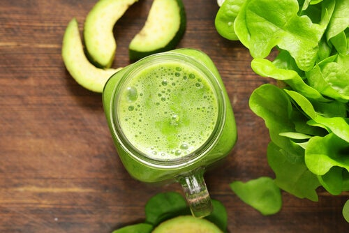 Green Juices: Allies of Your Hair Health