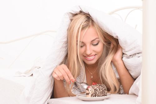 goûter est une erreur matinale qui vous empêchent de perdre du poids