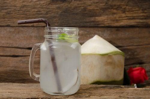eau de coco pour le sommeil