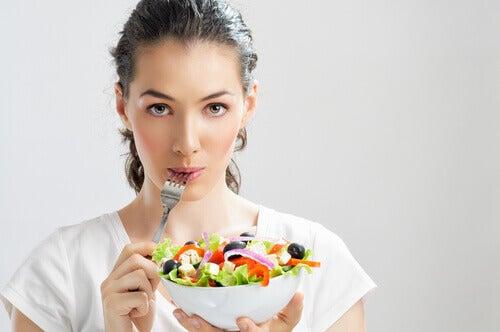 choisir de petites portions contre douleurs menstruelles