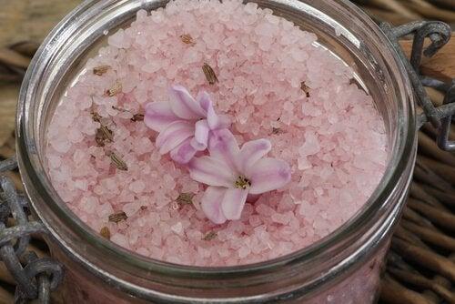 propriétés de la fleur de sel