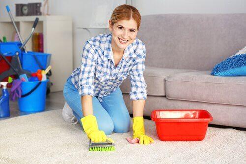 5 produits naturels pour nettoyer