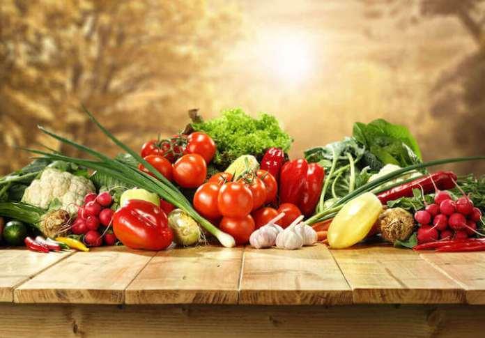 Les légumes sont bons pour la toux