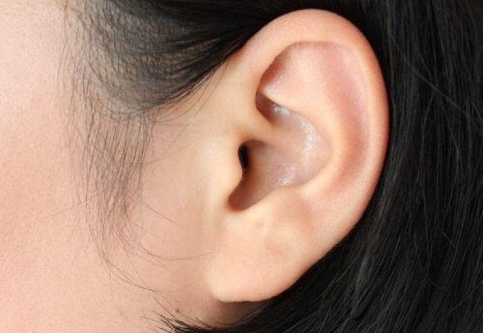 infection à l'oreille