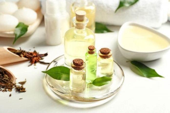déodorant fait maison à base d'huile d'arbre à thé