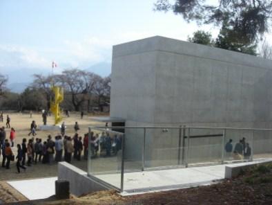 2011.04清春芸術村・光の美術館
