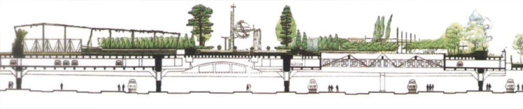 architecte paysagiste plan