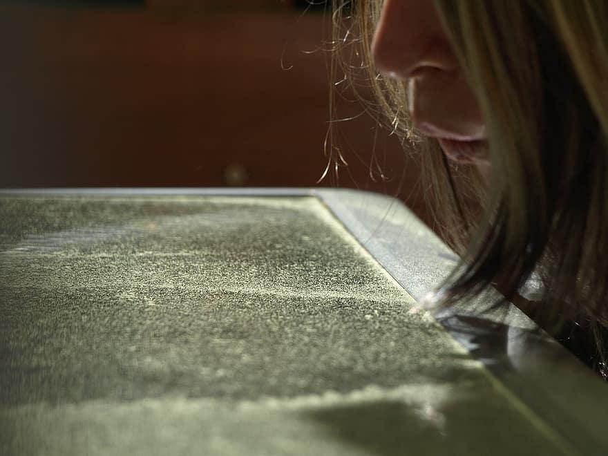 pollen dans la maison, en finir avec les allergies aux graminées
