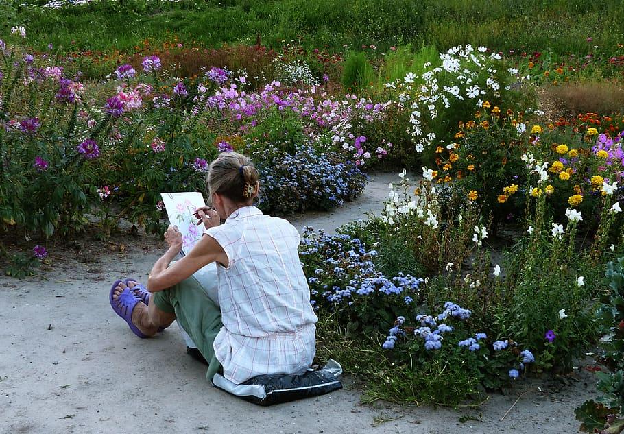 dessinatrice paysagiste