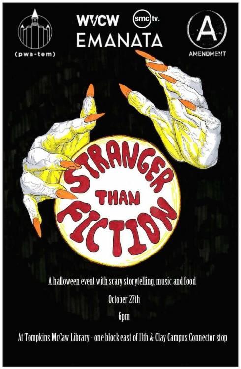 Stranger than Fiction 2017