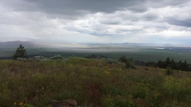 Approaching June Rain 2015