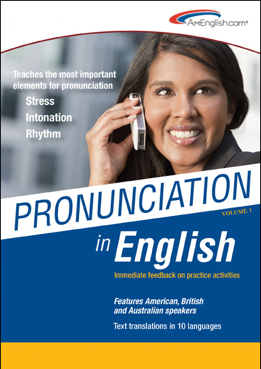 Pronunciation in English