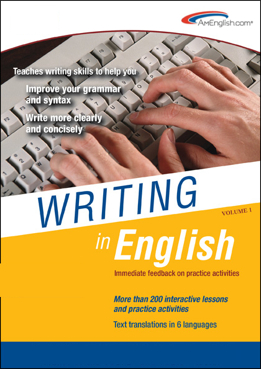 Writing In English - Intermediate+
