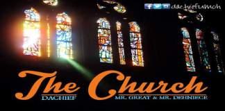The Church (The Cross) - Dachief Umoh ft. Mr Dehniece & Great Nicholas[www.AmenRadio.net]