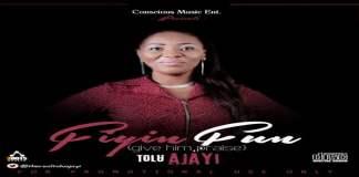 """New Music: """"Fiyin Fun"""" - Tolu Ajayi"""