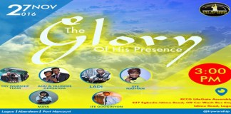 News: THE TRY WORSHIP CONCERT (Lagos Series) is Here!
