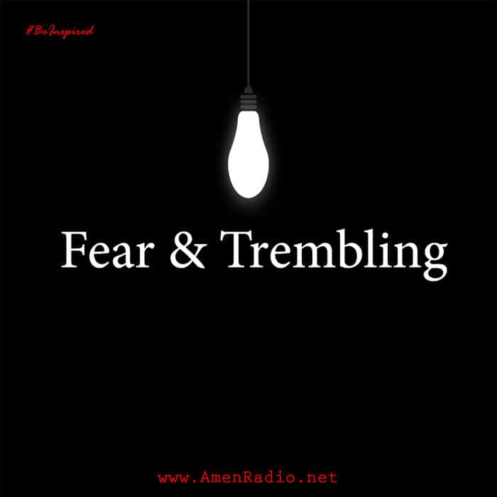 """A little gist on """"Fear and Trembling"""""""