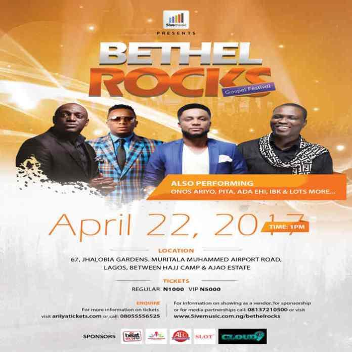 News: The Bethel Rocks Gospel Festival 2017