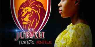 "New Music: ""Lion of the Tribe of Judah""- Temitope Akintewe [www.AmenRadio.net]"