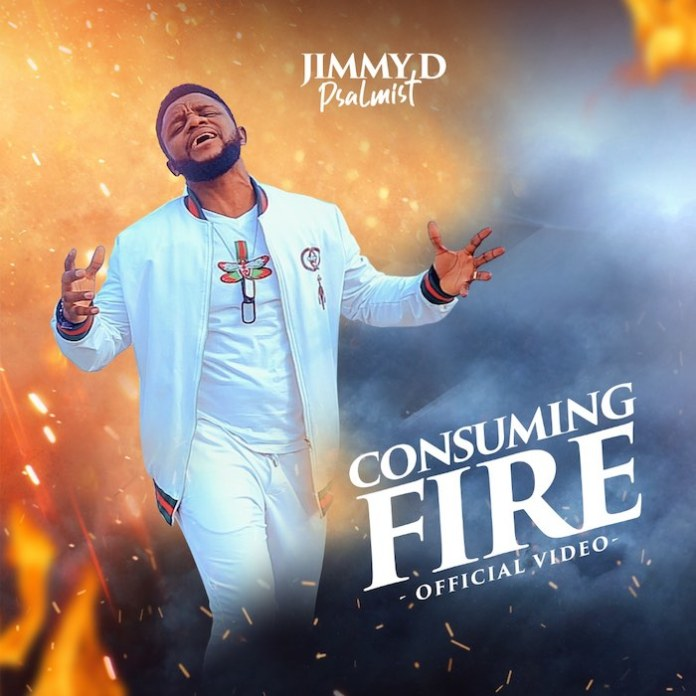 Gospel Video Mp4: Consuming Fire - Jimmy D Psalmist | Download Songs Mp3