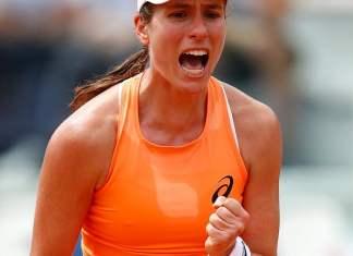 Johanna Konta beats Magdalena Rybarikova to advance to the next round of Italian open [www.amenradio.net]