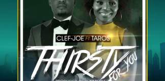 Gospel Music: Thirsty For You - Clef Joe feat Taros   AmenRadio.net