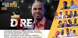 Gospel Event: The Celebration Concert 2018 - Dare Another Level   AmenRadio.net