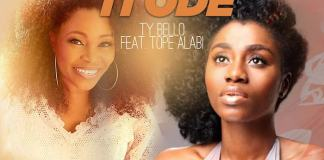 Gospel Music: Logan Ti Ode - Ty Bello feat. Tope Alabi   AmenRadio.net