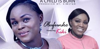 Christmas Song: Unto Us A Child Is Born - Olufunke feat. Kiki | AmenRadio.net