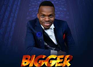 Gospel Music: Bigger - James Ben   AmenRadio.net