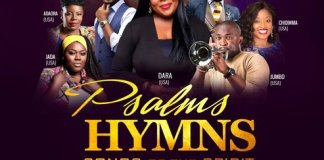 Psalms Hymns & Songs of the Spirit